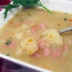 Chef Johns Ham and Potato Soup - Allrecipes.com