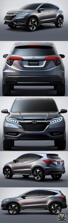 Urban SUV concept, What is this? Why is it so nice? www.7seatersuvwiki.com