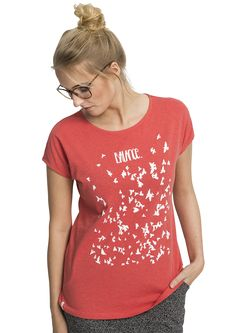 Frauen T-Shirt CASUAL #BALANCE