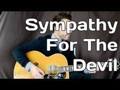 How To Play Sympathy For The Devil - Rolling Stones - Guitar Lesson - YouTube