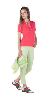 Chervo ANNAROSA DryMatic Polo ku.A DA XVI Lady, Polo, Woman, Polos, Polo Shirt