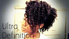 How To Get Super Defined Moisturized Curls On Any Natural Hair Type! [Video] - http://community.blackhairinformation.com/video-gallery/natural-hair-videos/get-super-defined-moisturized-curls-natural-hair-type-video/