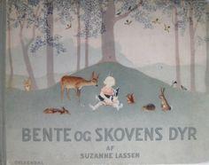 Bente Og Skovens Dyr.