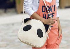 Siempre Quise Uno: Bolsa de Panda - Kichink!