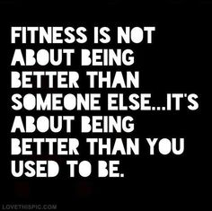 Inspirational Quotes About Fitness and Health - Inspirational Quotes About Fitness and Health, Be Better Than You Used to Be Fitness Text Workout Motivation Citation Motivation Sport, Gewichtsverlust Motivation, Weight Loss Motivation, Exercise Motivation, Female Motivation, Powerlifting Motivation, Motivation Pictures, Exercise Routines, Triathlon Motivation