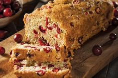A unique ingredient lends an unmistakable flavor and aroma to this delicious and...  Recipes A unique ingredient lends an unmistakable flavor and aroma to this delicious and heart-warming Cranberry Orange Pecan Bread.