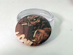 """Comic Book 1.5"""" Button// Guardians of the Galaxy// Groot, $1.00"""
