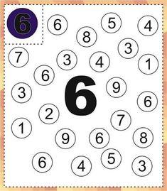 Letter B Worksheets, Preschool Number Worksheets, First Grade Math Worksheets, Flashcards For Kids, Numbers Preschool, Preschool Lessons, Kindergarten Worksheets, Math Activities, Preschool Activities