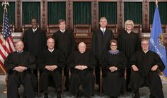 Oklahoma Supreme Court members as of August 2016
