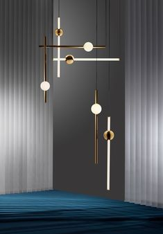 Eclipse Pendant & Table Lamp by Lee Broom, Milan Design Week 2018 Preview | Yellowtrace