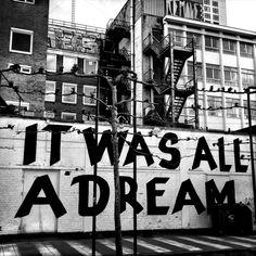Todo fue un sueño