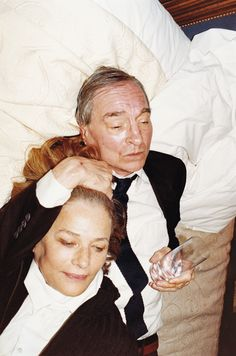 Charlotte Rampling & William Eggleston