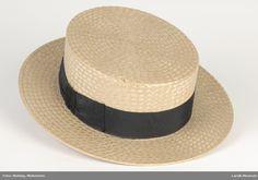 Hatt, herrehatt, stråhatt, hat, straw hat,  boater, canotier, capeau Boater, Dress To Impress, Panama Hat, Hats, Fashion, Moda, Hat, La Mode, Fasion