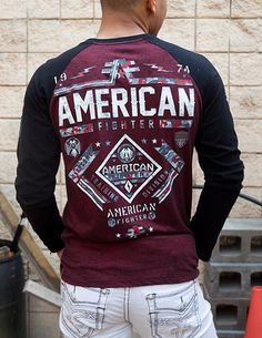 American Fighter McCormick T-Shirt - Loyalty Event - Men's Shirts | Buckle