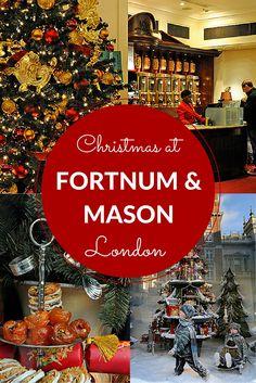 Fortnum mason like a glam willy wonka tea jam - Fortnum and mason christmas decorations ...