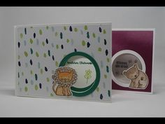 Anleitung , Peek a Boo Karte , Stampin´ Up! Produkte - YouTube