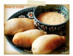 Doppelnaht: snack-rolls {rezept}