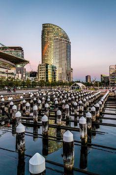Melbourne Docklands, Melbourne Skyline, Melbourne Travel, Carlton Gardens, Australian Photography, Historic Houses, Melbourne Victoria, Marina Bay Sands, The Good Place