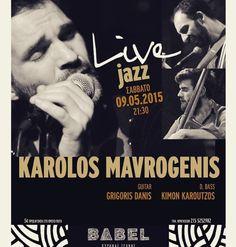 Aνασκόπηση στις εκδηλώσεις της ΒABEL που μας προσέφεραν χαρά και δημιουργία,  σε...αφίσες!  #BABEL #babelarcore #art #τεχνη #εκδηλώσεις #marousi #Live #συναυλία #jazz #karolos #mavrogenis