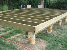 #shed #backyardshed #shedplans floor joist spacing shed - Google Search