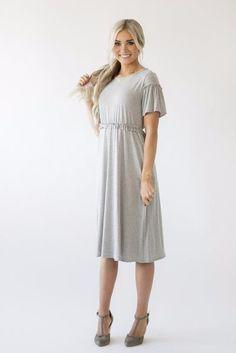 Let s Flirt Midi Dress Modest Dresses 0b4a625719a4