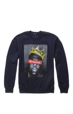 Bioworld Brooklyn Royalty Crew Fleece #Crazy #T-shirts #Guys #TheBest #DesignedStuff #Design #Fashion #NewArrivals http://www.pacsun.com/bioworld/brooklyn-royalty-crew-fleece-0190438400006.html?start=62=mens-bogo50-tops-shorts-board-shorts_0190438400006_color=041