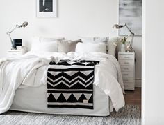 10 Small Bedroom Ideas That Are Big in Style - http://freshome.com/small-bedroom-ideas/
