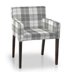 Nils Stuhlhusse , weiß-grau aus der Kollektion Edinburgh Outdoor Chairs, Outdoor Furniture, Outdoor Decor, Material, Home Decor, Edinburgh, Products, Ikea Chair, Textiles
