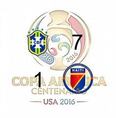 Café y Fútbol: Brasil vs Haití