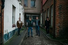 """NEW YORKSHIRE MUSIC: Introducing LET MAN LOOSE """"Thunderous fuzzboxes and a tuneful East Yorkshire dialect"""" http://www.on-magazine.co.uk/arts/yorkshire-music/introducing-let-man-loose/"""