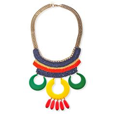Malay Necklace by Fauna & Flora