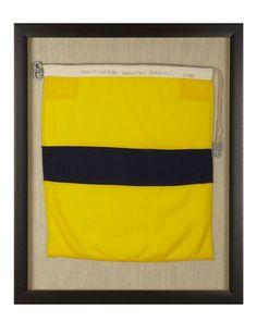 Signal Flag Eight, Numeral Eight