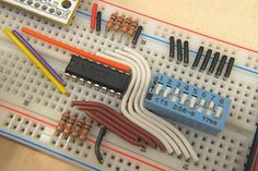 Picture of How to Use a Breadboard