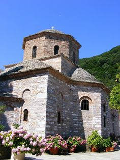 Evanghelistria Monastery http://incredible-destinations.blogspot.ro/2015/07/greece-first-flag-i-where-independence.html