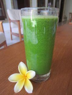 Mango Green Juice