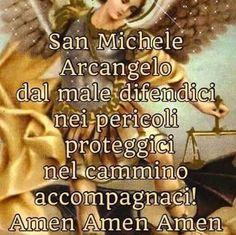 Maria Goretti, Catholic Prayers, Jesus Loves Me, Peace And Love, Faith, Inspirational Quotes, Words, San Michele, Maria Grazia