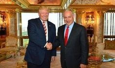 "Trump promete reconhecer Jerusalém como capital ""unificada"" de Israel"