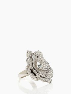 rose garden pave ring