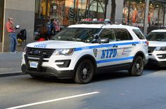 https://flic.kr/p/217XCBt | NYPD CRC 5005 | New York Police Department NYPD CRC 5005 Ford Interceptor SUV Critical Response Command Thanks for viewing my photos on Flickr. I can also be found on Twitter and You Tube