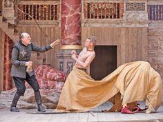 The Tempest, at the Globe Theatre - LOVE!!!