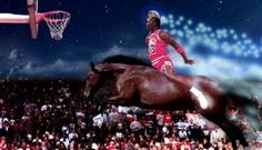 Michael Jordan Slam Dunk by omariv on DeviantArt Michael Jordan Slam Dunk, Nba Slam Dunk Contest, Leslie Jones, Like Mike, Kate Mckinnon, Wallpaper Pictures, Backgrounds Free, Hollywood Actresses, Birthday Wishes