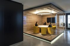 The Canada Israel Group Offices by Orly Shrem Architects, Herzliya – Israel » Retail Design Blog