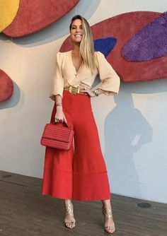 How to rock the casual chic look Simple Fall Outfits, Classy Outfits, Stylish Outfits, Mode Chic, Mode Style, Work Fashion, Fashion Looks, Vetement Fashion, Outfit Trends
