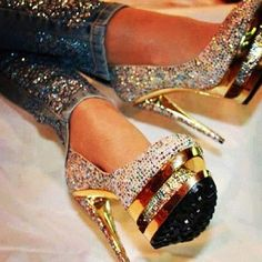Yes, yes these are definitely on my shoe list, only if I knew where to buy them?! Hmmmm...