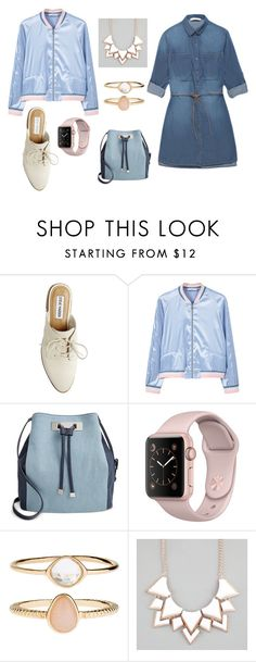 """look del dia"" by aliciagorostiza on Polyvore featuring moda, Steve Madden, MANGO, INC International Concepts, Accessorize y Full Tilt"