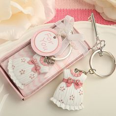 Cute-as-can-be Key Chain Favor
