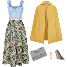 """Summer in Winter"" by tara-starlet on Polyvore"