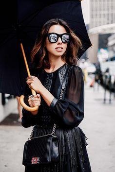 VivaLuxury - Fashion Blog by Annabelle Fleur: #NYFW RECAP + OUTFITS
