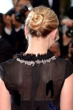 festival internacional de cine de Cannes 2013 emma watson carey mulligan lana del rey great gatsby looks de belleza - Kirsten Dunst