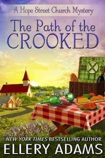 readalot: The Path of the Crooked by Ellery Adams( A Hope St...4 stars